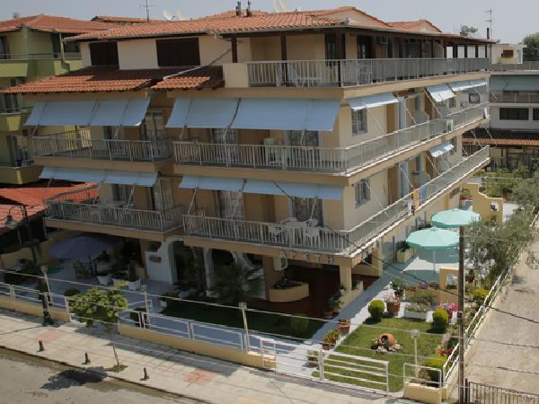 Areti Apartmanház