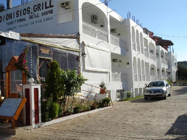 Ragia Apartmanház