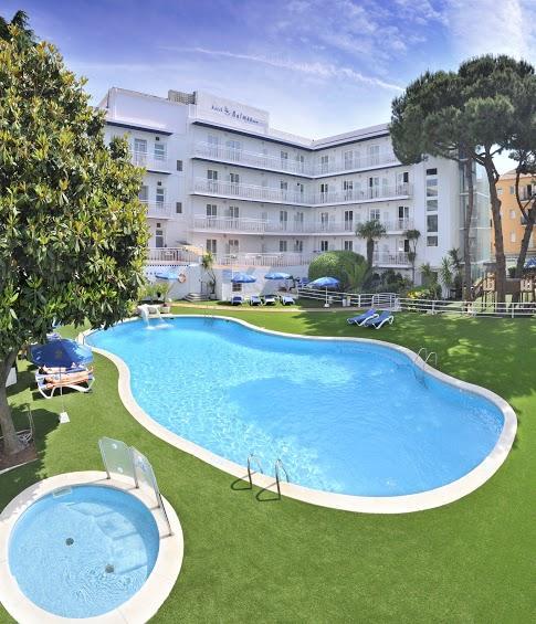 Hotel GHT Balmes*** FP/TP