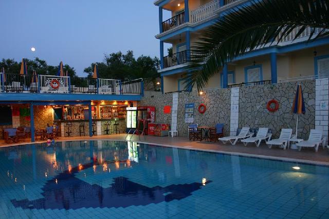Christina Apartmanház - Görögország / Zakynthos
