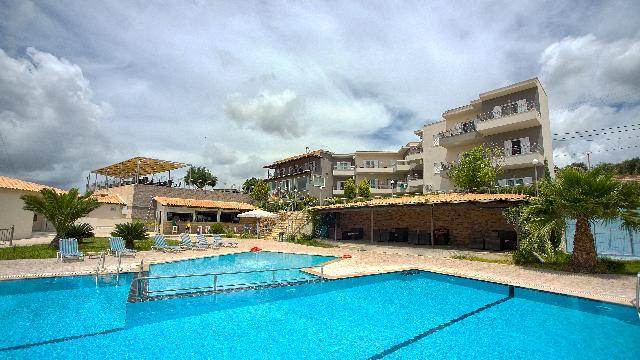 Hotel Panorama***-FP - Görögország / Peloponnészosz