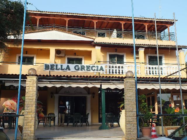 Bella Grecia apartmanház