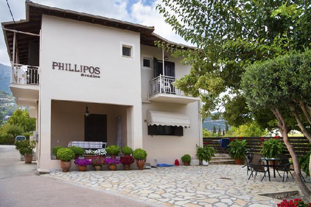 Phillipos apartmanház