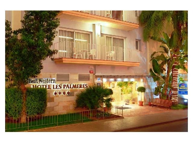 Hotel Best Western Les Palmeres**** FP/TP****