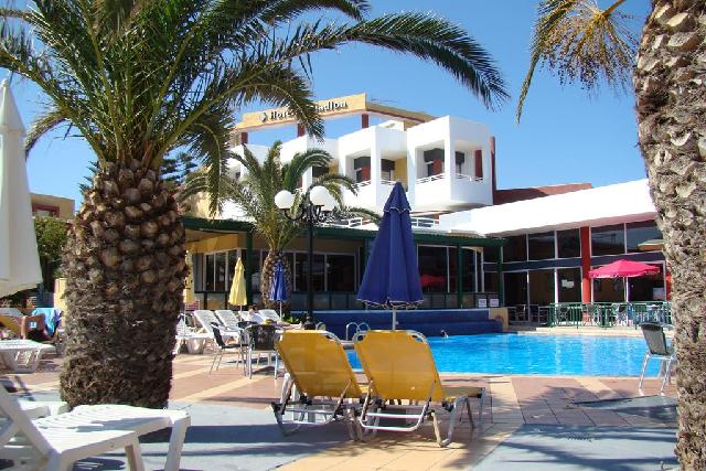 Hotel Palladion** - FP