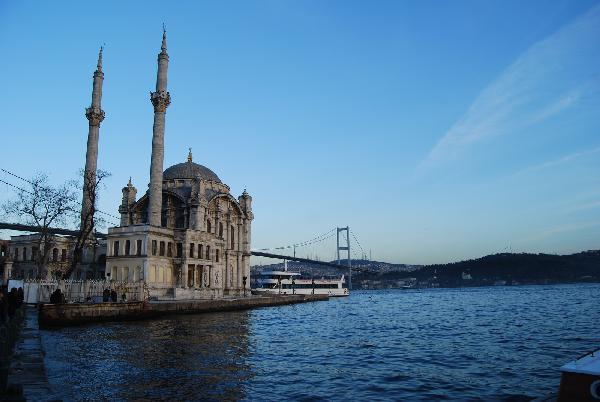 Hétvége Isztambulban****