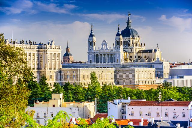 Madridi séták***