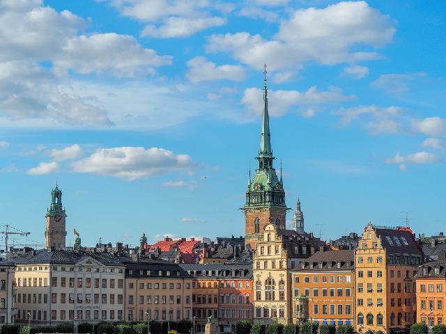 Svédország